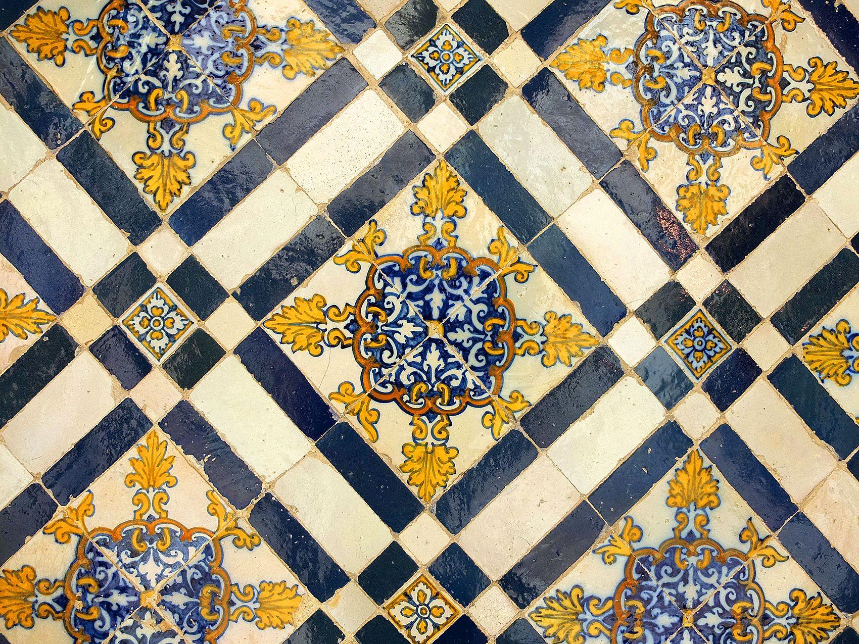 Convento da madre de deus lisboa tiles azulejos for Fabrica de azulejos