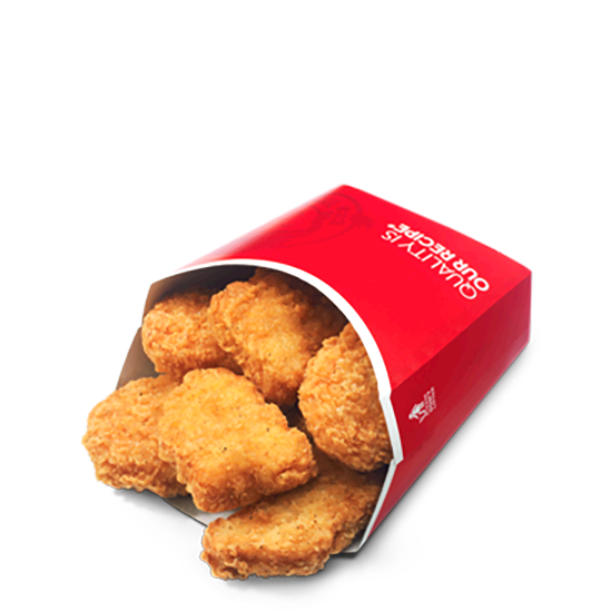 Chicken And Wrap Meals To Go Fresh Fast Food Chicken Wendy S Chicken Nuggets Chicken Recipes Fast Food