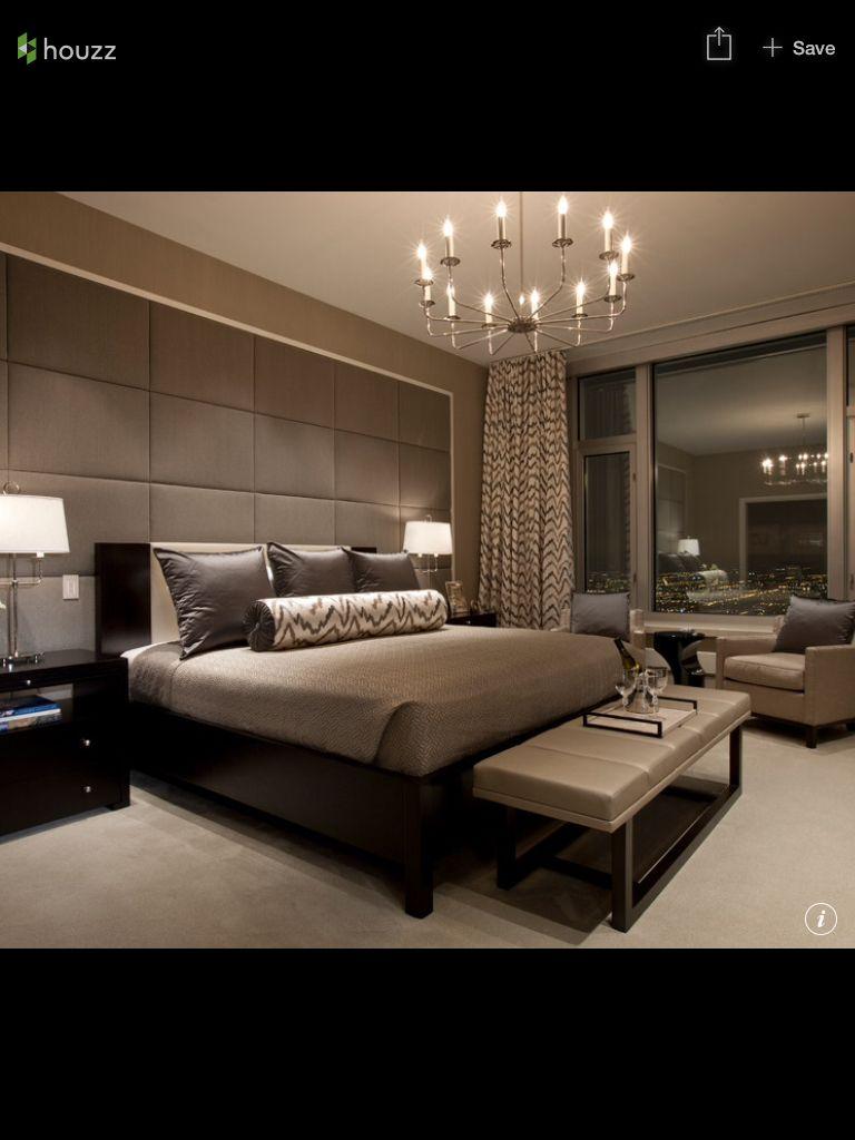 Master bedroom bed  Dream  bedrooms  Pinterest  Bedrooms Dream life and Master bedroom