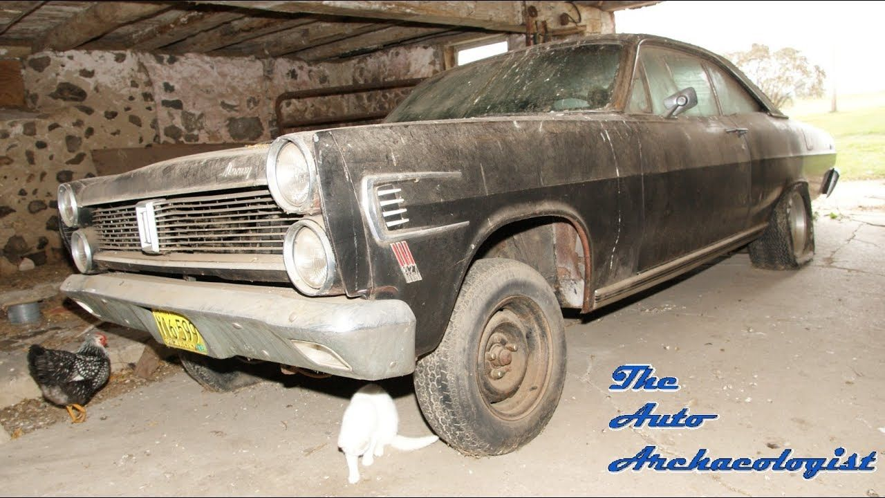 The Barn Find 427 Comet Caliente