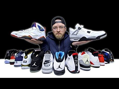 Check out Unboxing OF Every Air Jordan