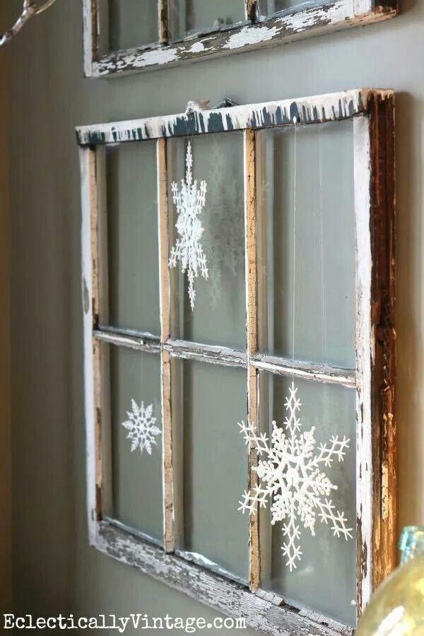 Pin Van R N Op Ideeen Voor Thuis Kerstdecoratie Rustieke Kerst Kerstmis Diy