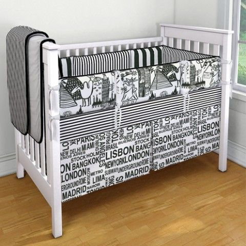 carousel designs black and white custom crib bedding baby boy 2 pinterest carousel