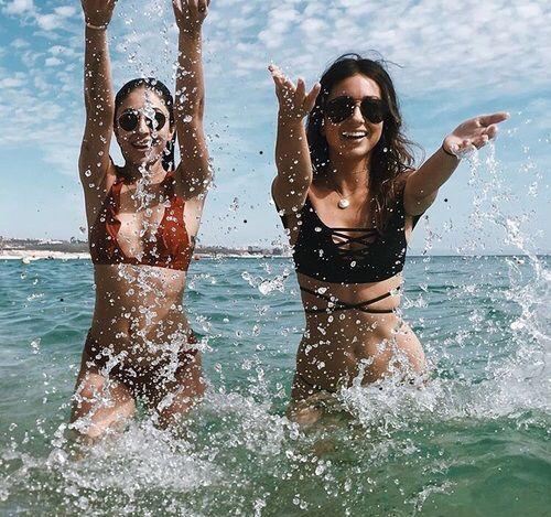 •Pinterest : @vandanabadlani Bff goals, best friend, girl friends, travel, love, image, cute, lush,...