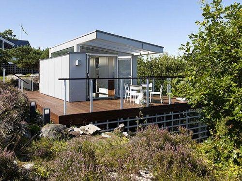 Best Modern Tiny Pavilion Compact Plan Design 400 x 300
