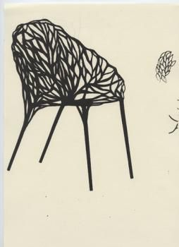 Growing a Chair  Ronan & Erwan Bouroullec