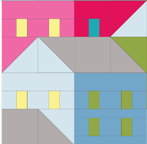 Hillside Houses Block 7