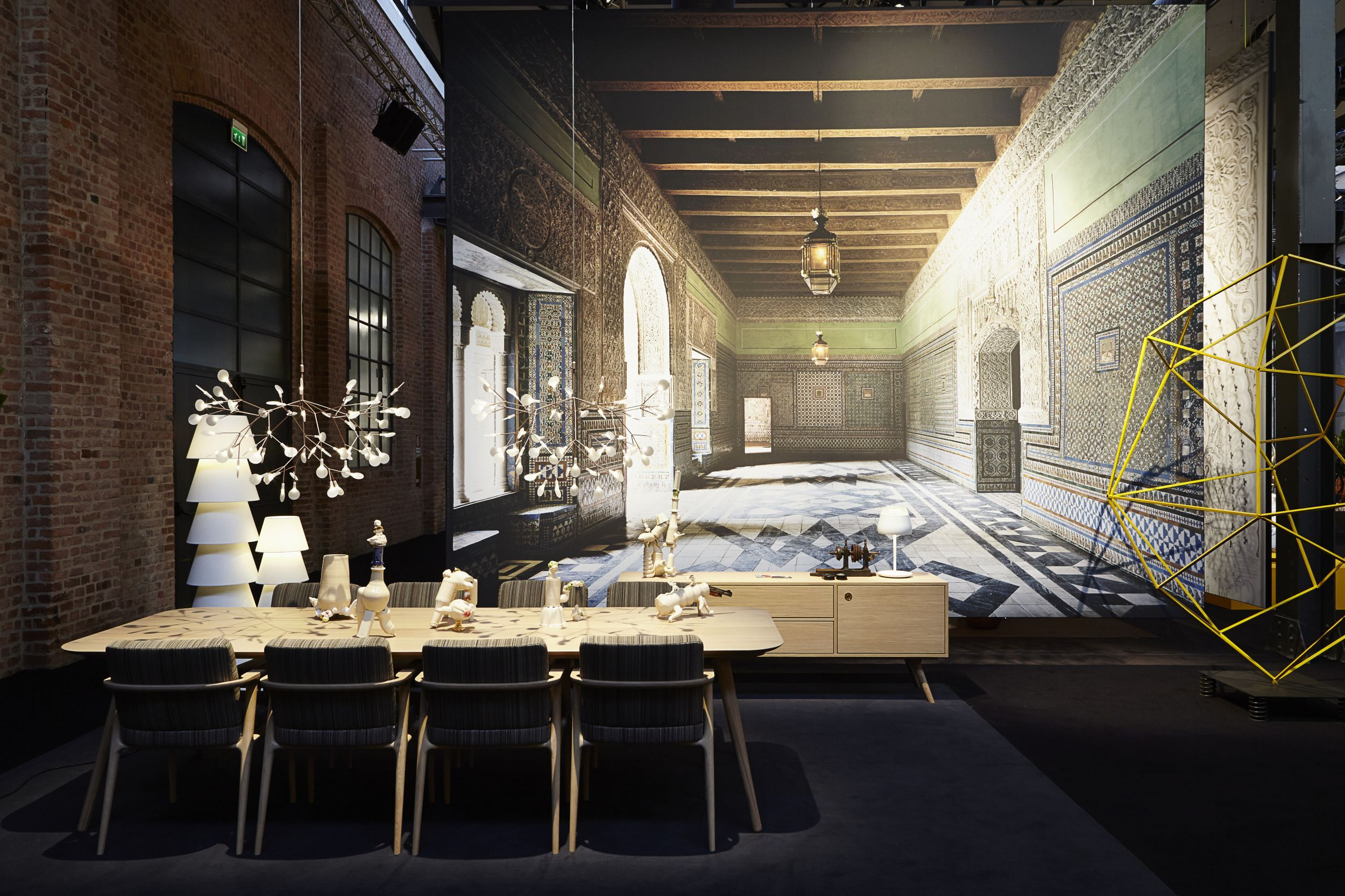 New Collection presentation during Salone del Mobile 2014 | Moooi.com