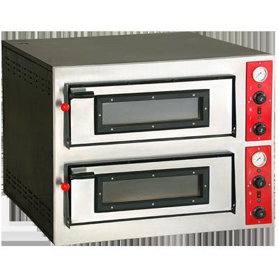Horno Electrico Doble 6 6 Pizzas Pro Worldmai Hp12 Wm Hornos