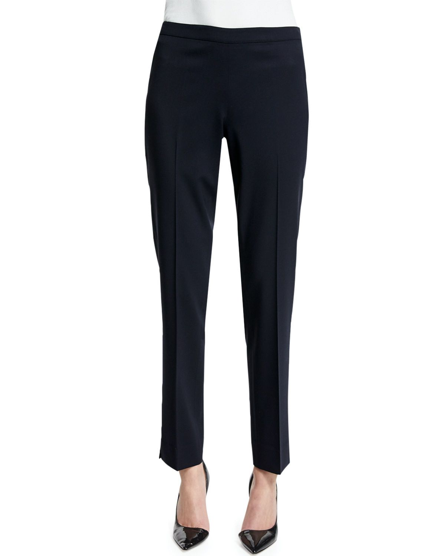 Bleecker Wool-Stretch Pants