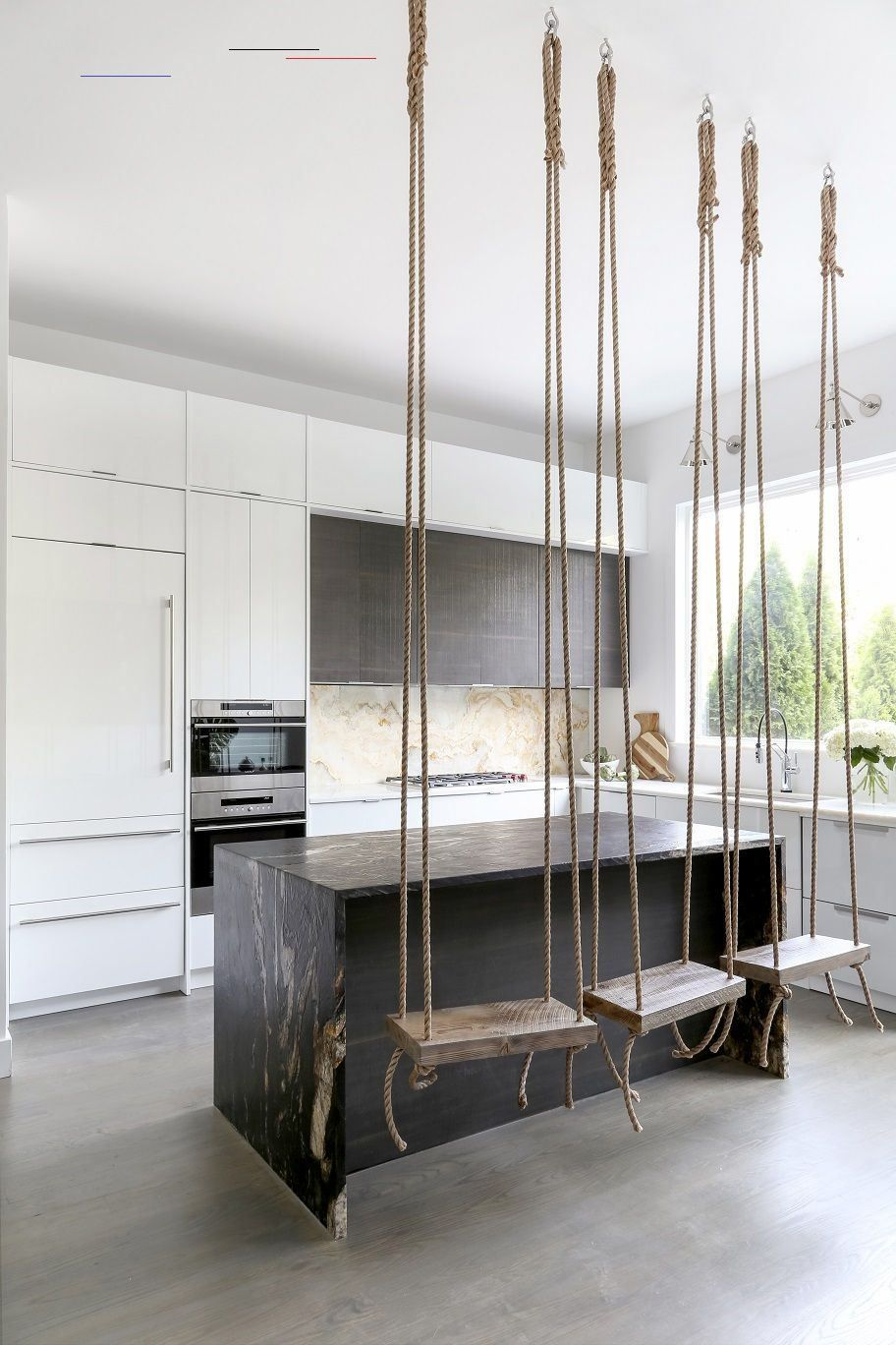 N.J. home makeover: Swings in the kitchen? This $250K ...