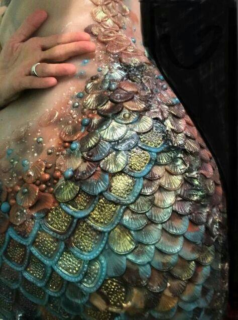 modBonnet in Siren Mermaids
