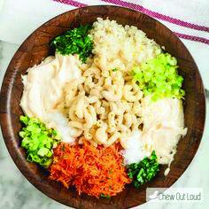Authentic Hawaiian Macaroni Salad #hawaiianfoodrecipes
