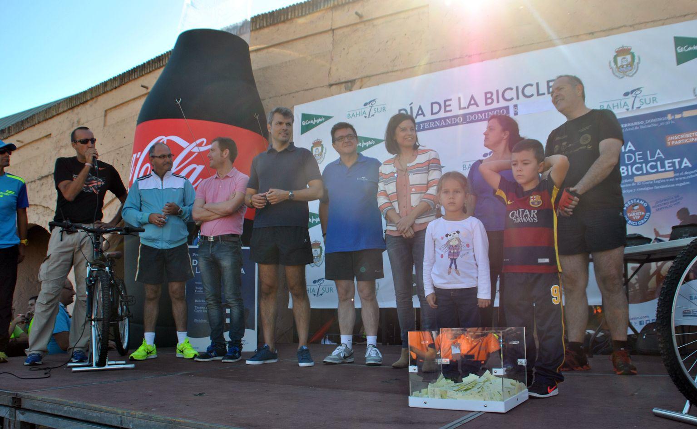 Día De La Bicicleta En San Fernando Organizado Por El Centro