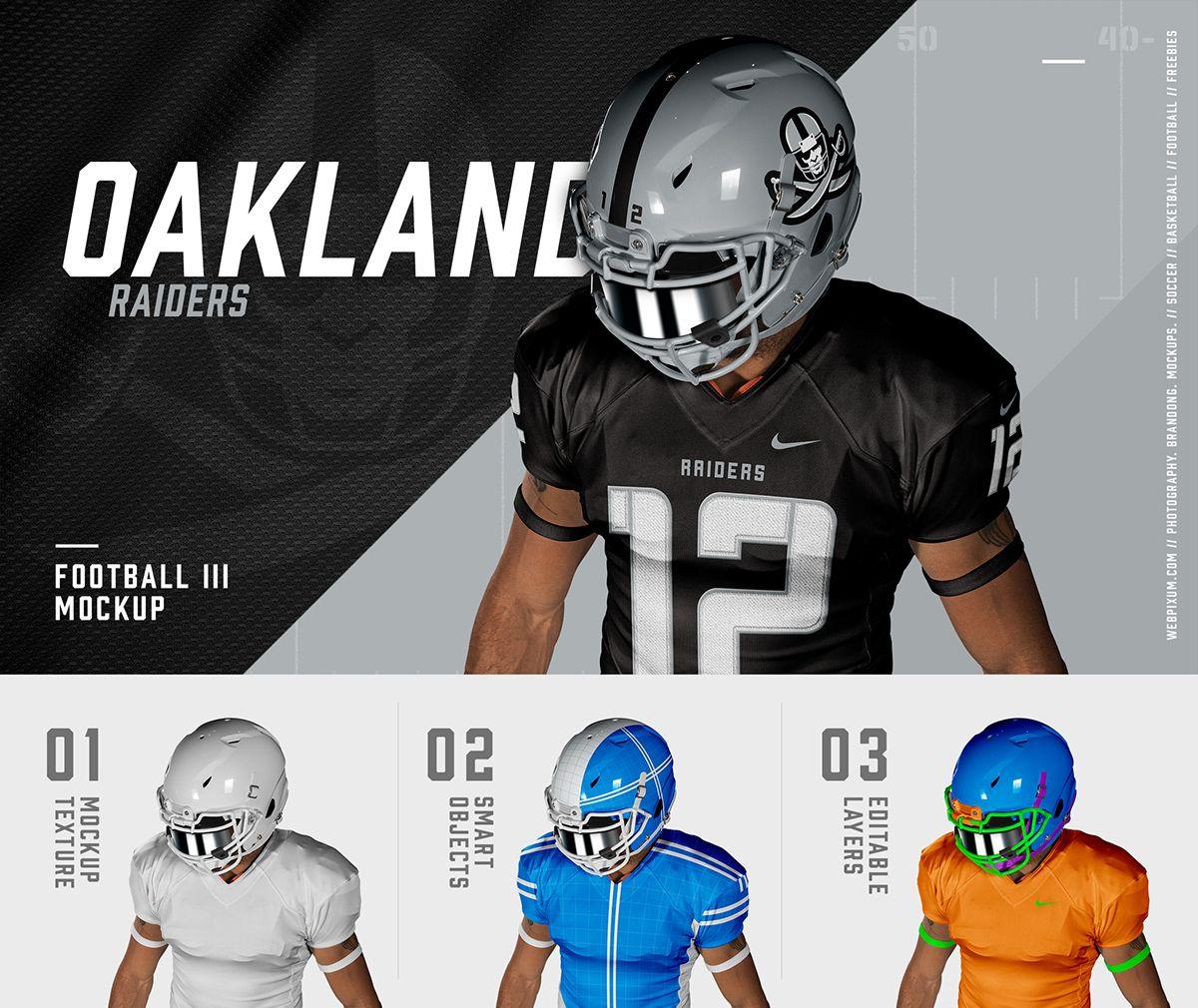 Download Nfl Football Mockups Psds 10 Sports Design Tips On Behance Sports Design Nfl Football Uniforms Football