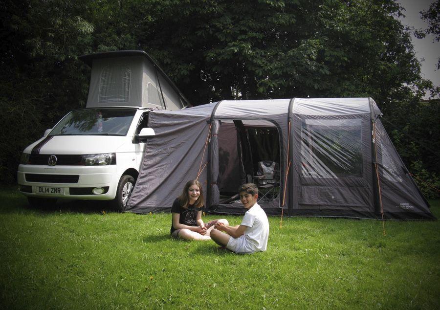 Camper Van Tent Extension Van Tent Travel Van Tent