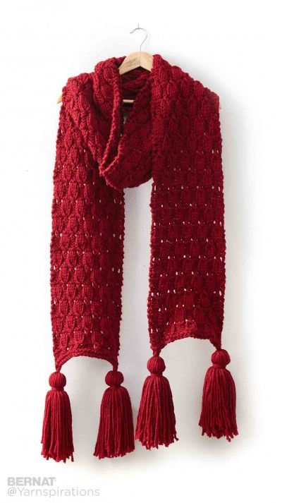 Fabulous Free Knitted Scarf Patterns For Fall Big Knits Scarf