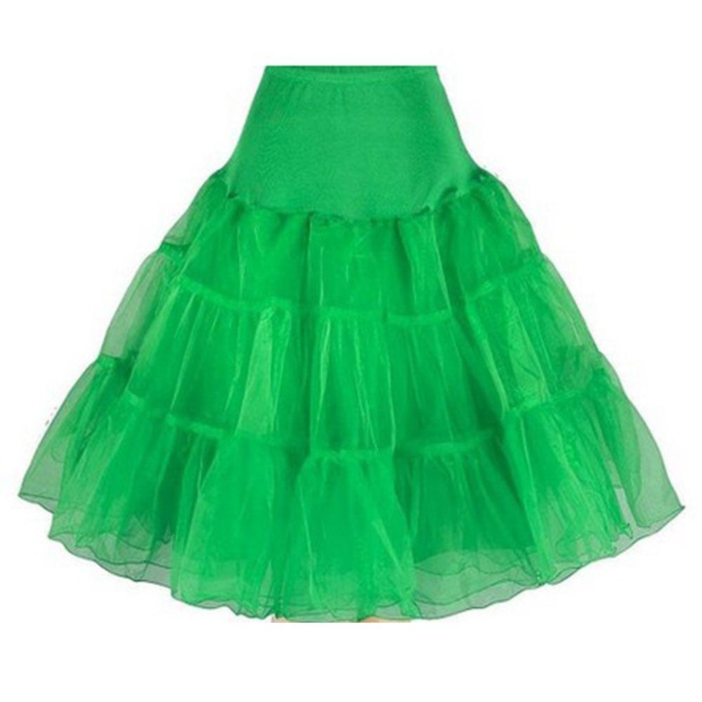 Costume Vintage Petticoat, Rockabilly Tutu Skirt (418