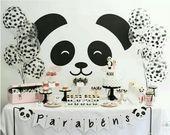 Panda Party Ideas Total PandaMonium