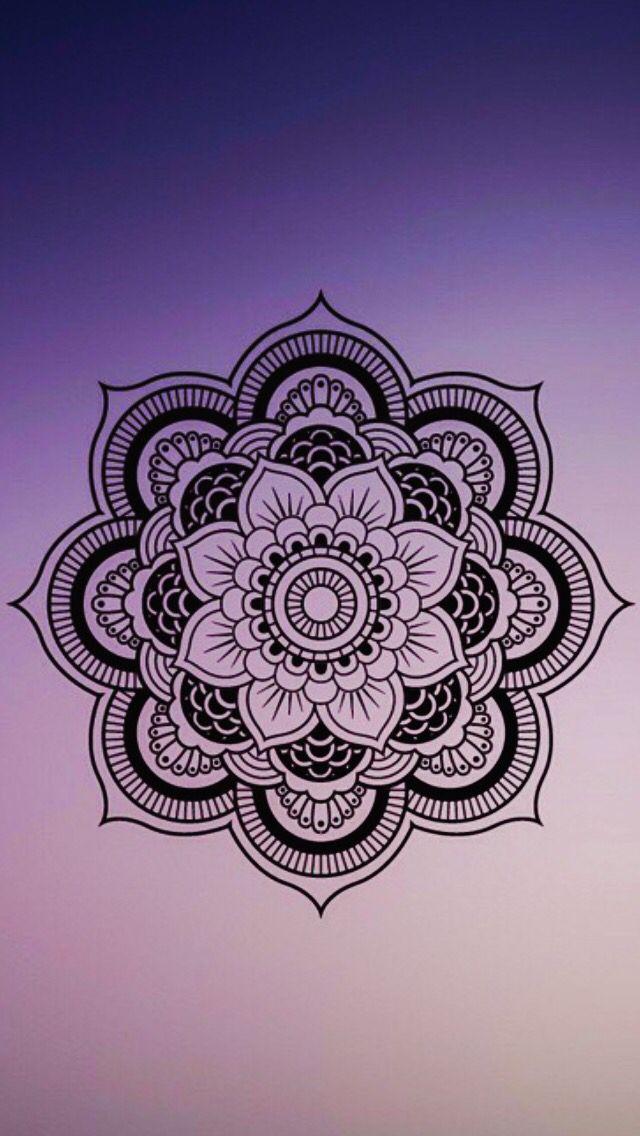 Pin de luciana diez en arts pinterest fondos fondos - Mandalas para pared ...