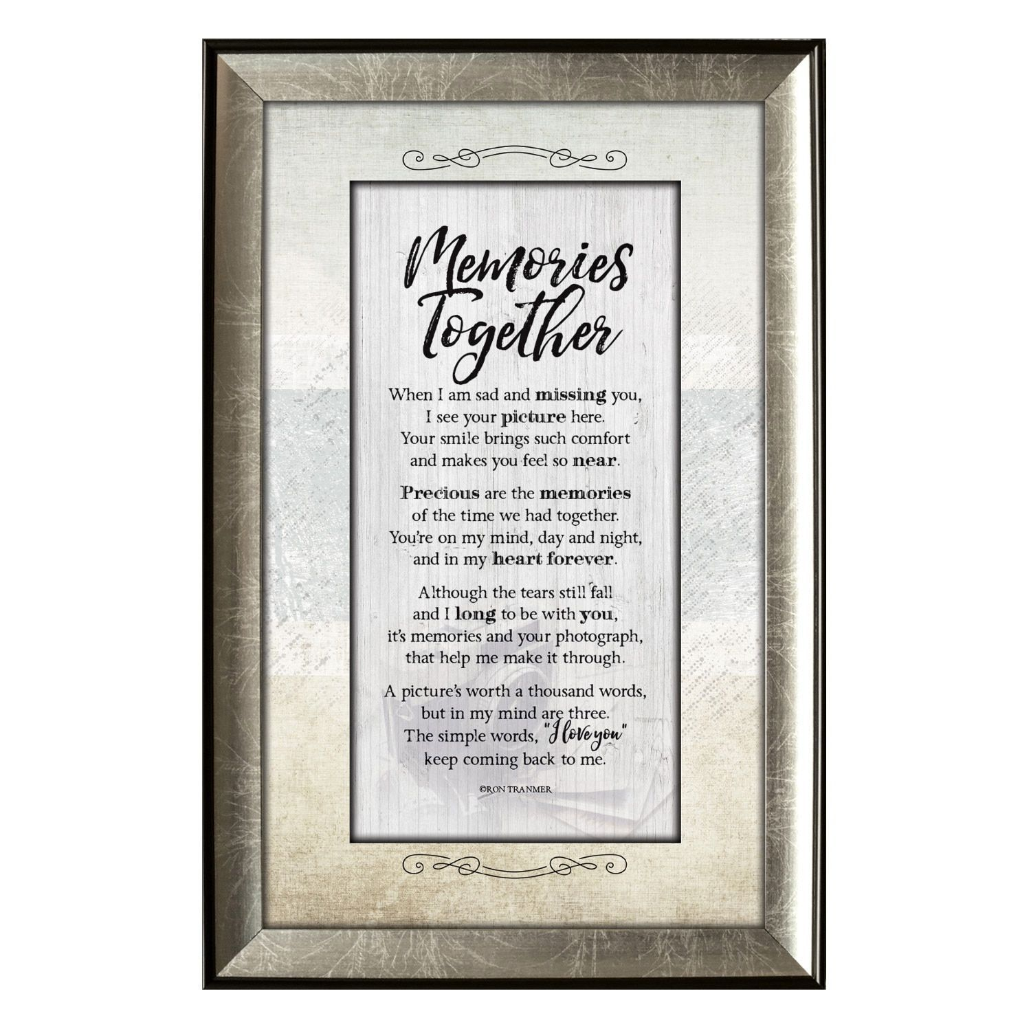 James Lawrence Recipe For Blended Family Soulful Journey Framed Wall