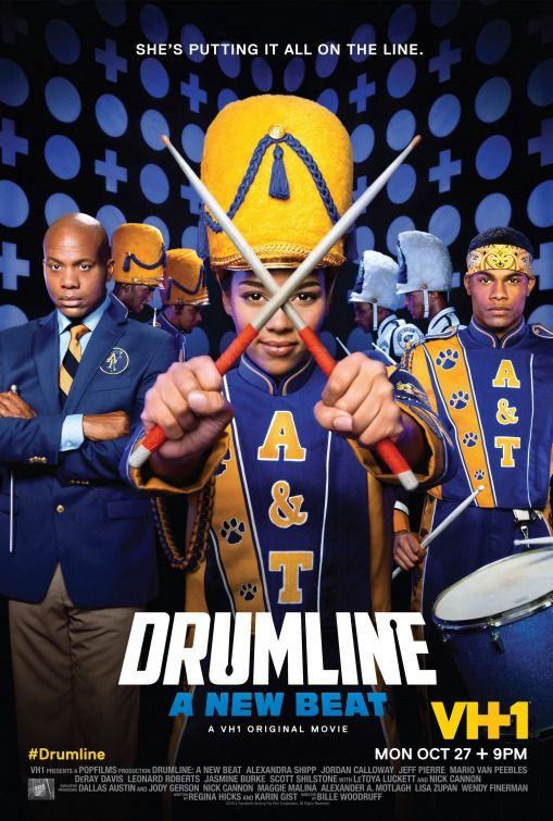 Drumline A New Beat Graphics Tv Serie Posters Filmes E