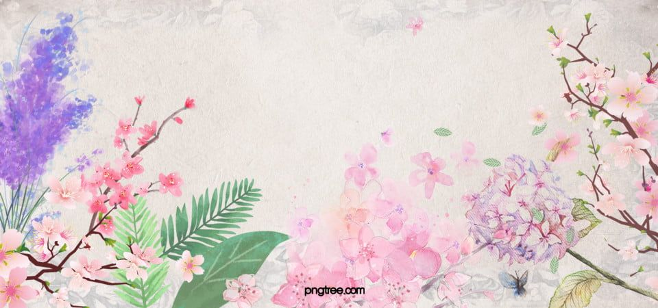 Fundo Aquarela Flor In 2020 Watercolor Flower Background Flower Backgrounds Flower Background Images