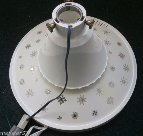 Musical Rotating Christmas Tree Stand: Details About Vtg GE Rotating Musical Rotator Aluminum