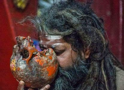 15 Supernatural Powers of Aghori Sadhus through Black Magic