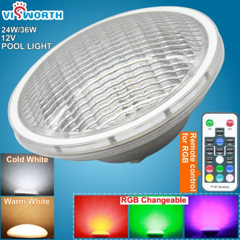 Best Sale Rgb Led Swimming Pool Light Smd5730 24w Swimming Pool Lights Pool Light Led Outdoor Lighting