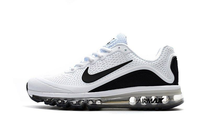 save off 8ad78 01d0c New Coming Nike Air Max 2017 5+ KPU White Black Men Shoes