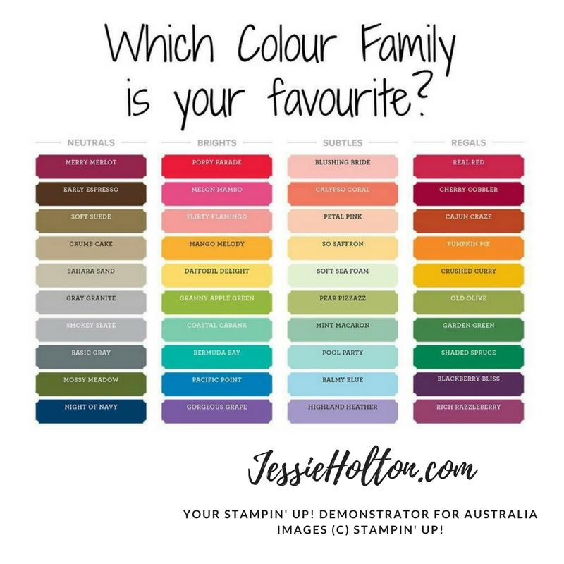 families colour