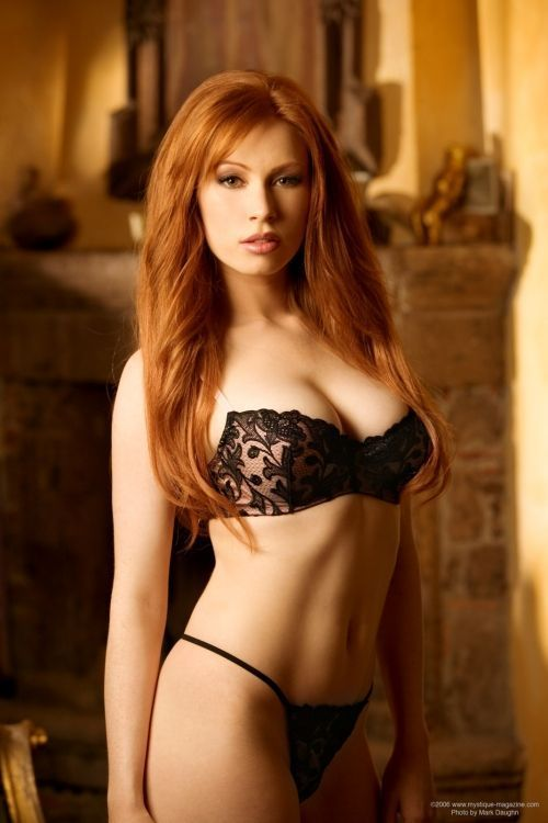Free redhead babe