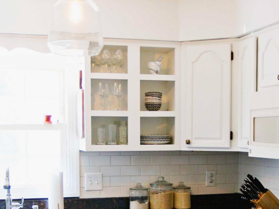 20 Small Kitchen Makeovers By Hgtv Hosts Hgtv In 2020 Small