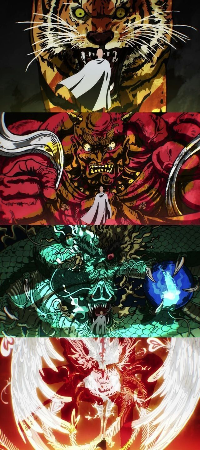 One Punch Man One punch man anime, One punch man manga