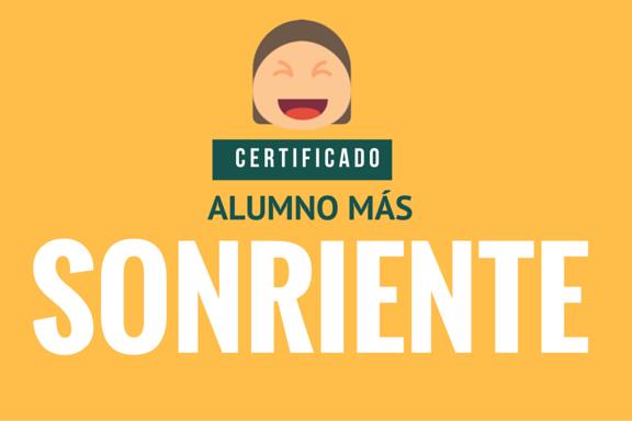Certificados divertidos para despedir el curso de ELE (por Verónica Tarantino)