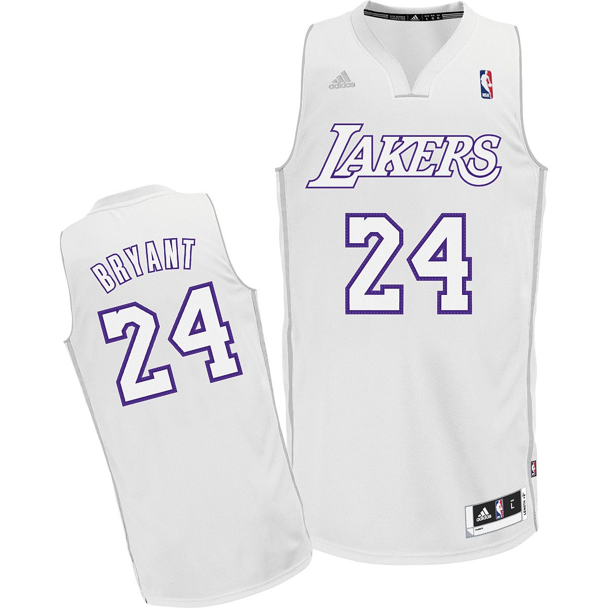 new concept e81de a8b10 BIG Color Lakers Christmas Jersey | LAKE SHOW PURPLE AND ...