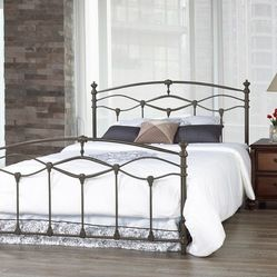 Wrought Iron Bed Frame Ikea Wrought Iron Bed Frame Romantica