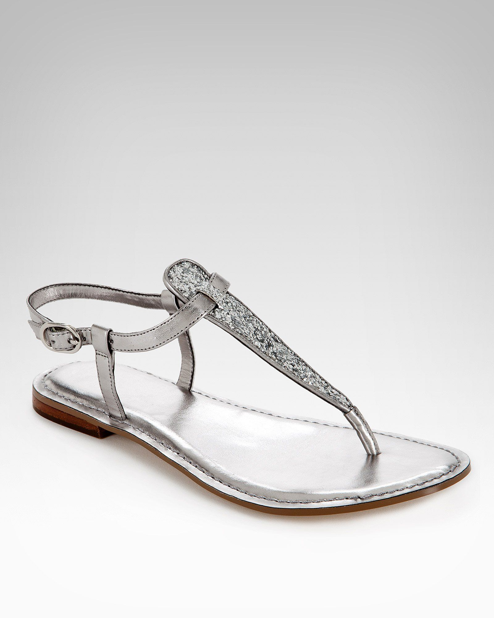 d36d9fb9bc27ea Sexy Summer Sandals  bebe  wishesanddreams Tatiana Glitter T-Strap Sandal  (perfect for the casual day outfit or dressy at night LOVE!)