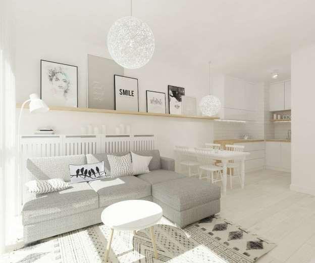 Skandinavisches Wohnzimmer ~ Homify ma projekt skandinavische wohnzimmer von ma projekt