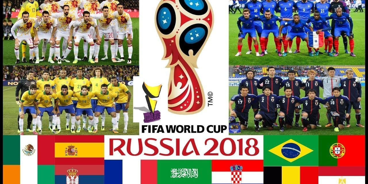 ac32ad59b FIFA WORLD CUP 2018 _ Qualified Teams And chances To Qualificate- Vidzhub  Exclusive