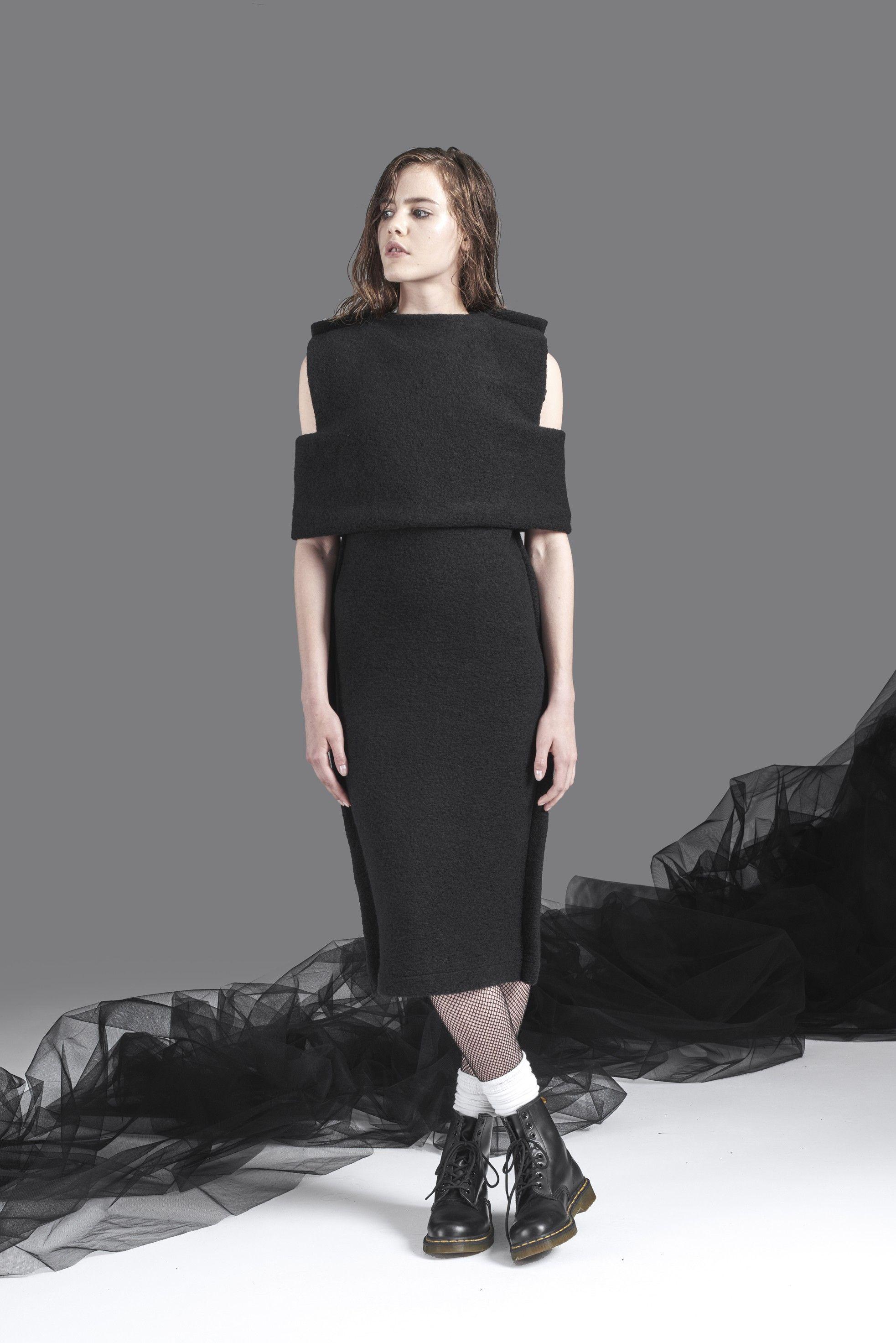 Dress #7 | Serafin Andrzejak | NOT JUST A LABEL