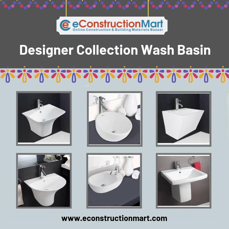 Designer Collection Wash Basin