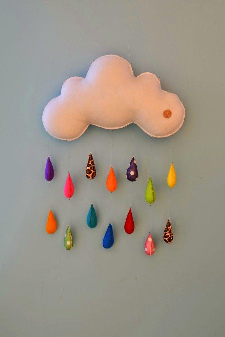 Ideas para decorar con nubes | Decorar tu casa, Nubes y Es facil