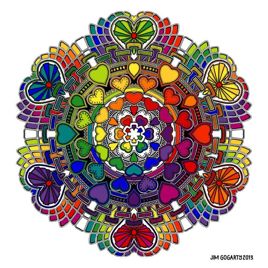 Me gusta la vibración de este dibujo, ya que sus colores son del ...