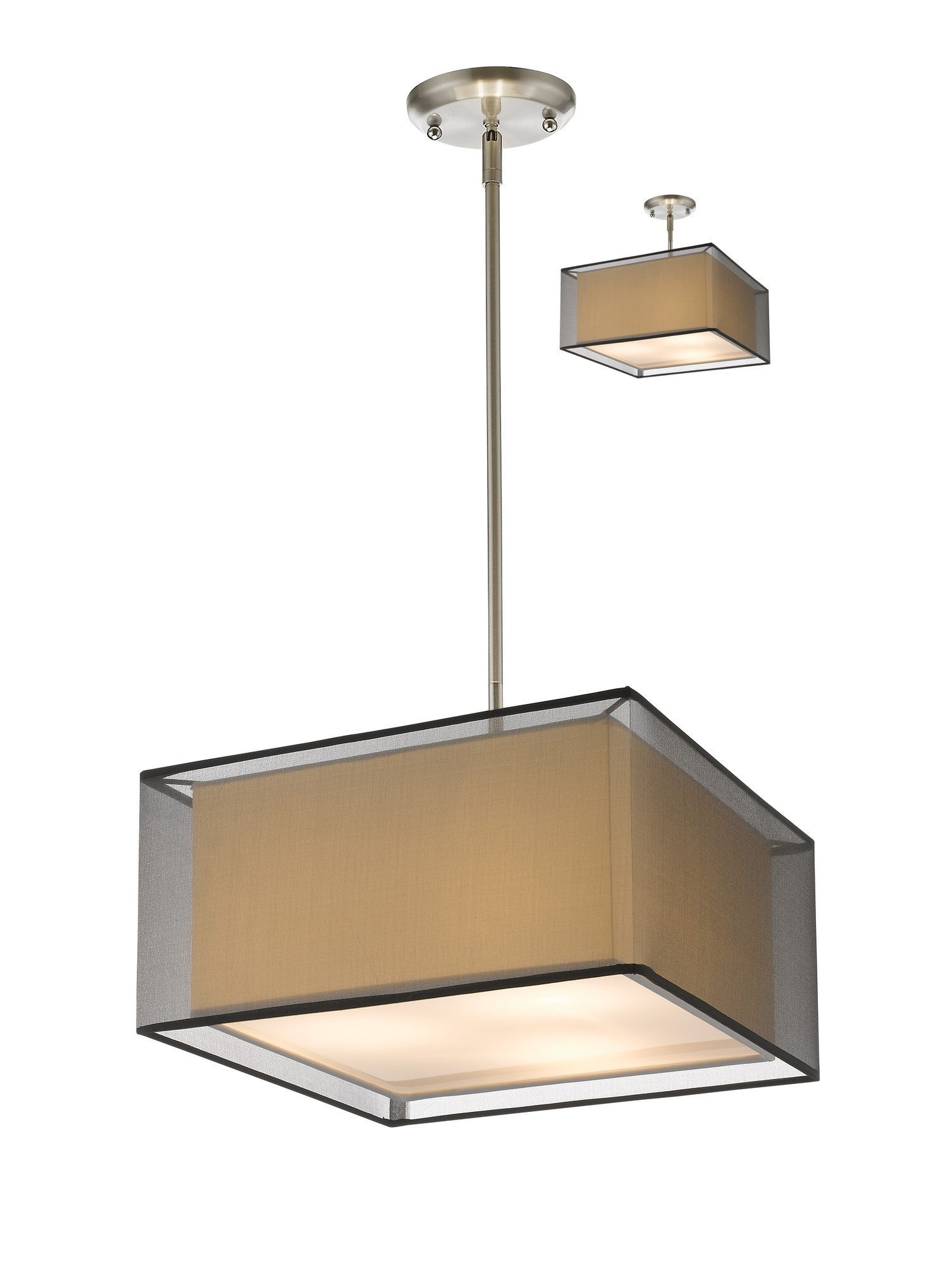 Sedona 3 Light Kitchen Island Pendant