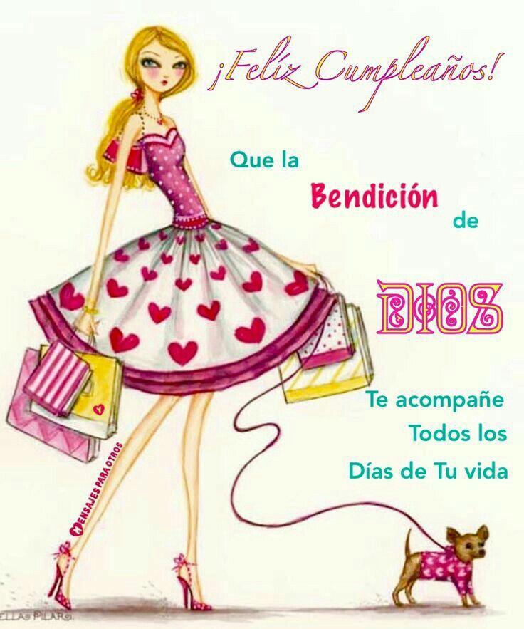 Pin De Carolina Suasnávar En Felíz Cumpleaños