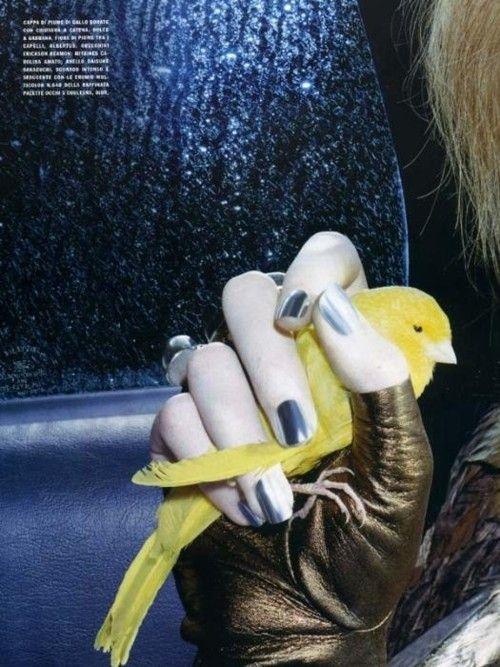 Miles Aldridge for Vogue Italia in 2006
