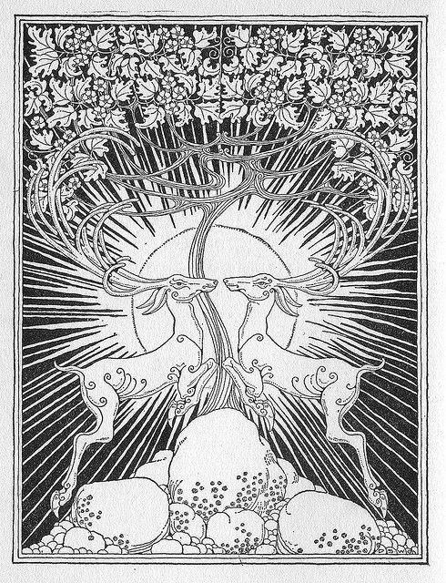 Dugald S Walker Mospa The Fairy 1 Fairytale Illustration Art Illustration