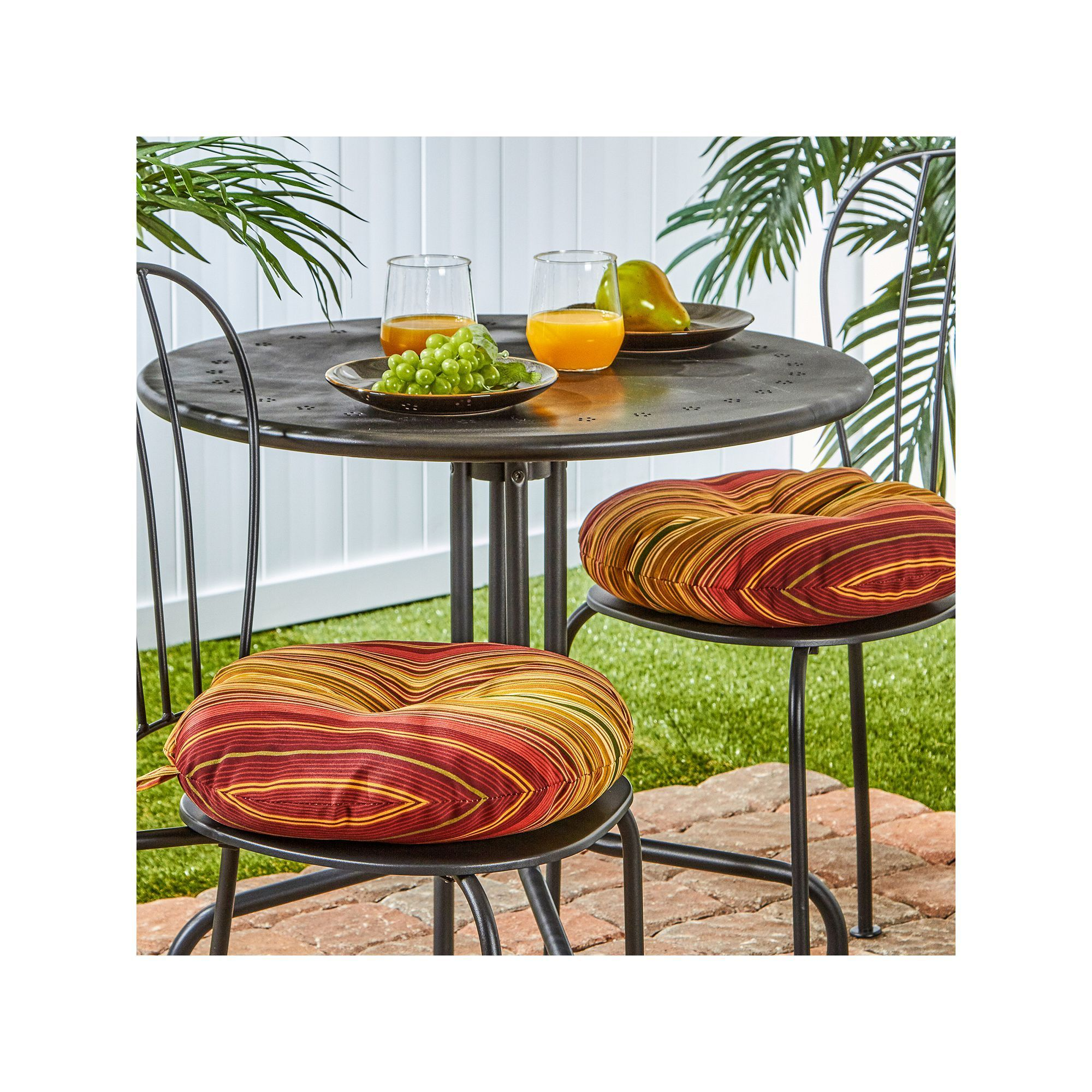 Chair Cushions Outdoor Round